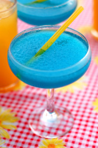Frozen Blue Margarita